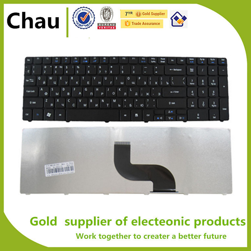 New for Acer Aspire 5750 5750G 5253 5333 5340 5349 5360 5733 5733Z 5750Z 5750ZG 7745 emachines e644 RU Version Keyboard