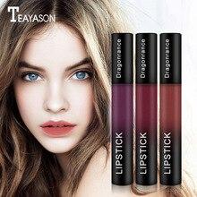 Waterproof Matte Lip Gloss Liquid Moisturizer Smooth Lip Stick Long Lasting Lipstick Cosmetic Beauty Makeup