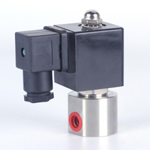 цена на DN08 normally closed high pressure gas solenoid valve, stainless steel corrosion resistant, G1/4 methanol burner special valves
