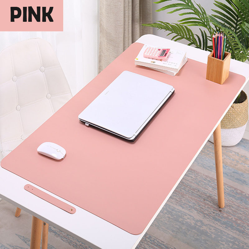 600X300MM muismat High Quality Large Mouse Pad PU leather Gaming Mousepad Waterproof Antifouling Keyboard Mice Pet mat Desk Pad-in Mouse Pads from Computer & Office
