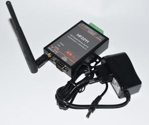 Image 2 - LPSECRITY סידורי שרת RS232 RS485 RS422 כדי wifi RJ45 ethernet יציאת מודול ממיר בקר