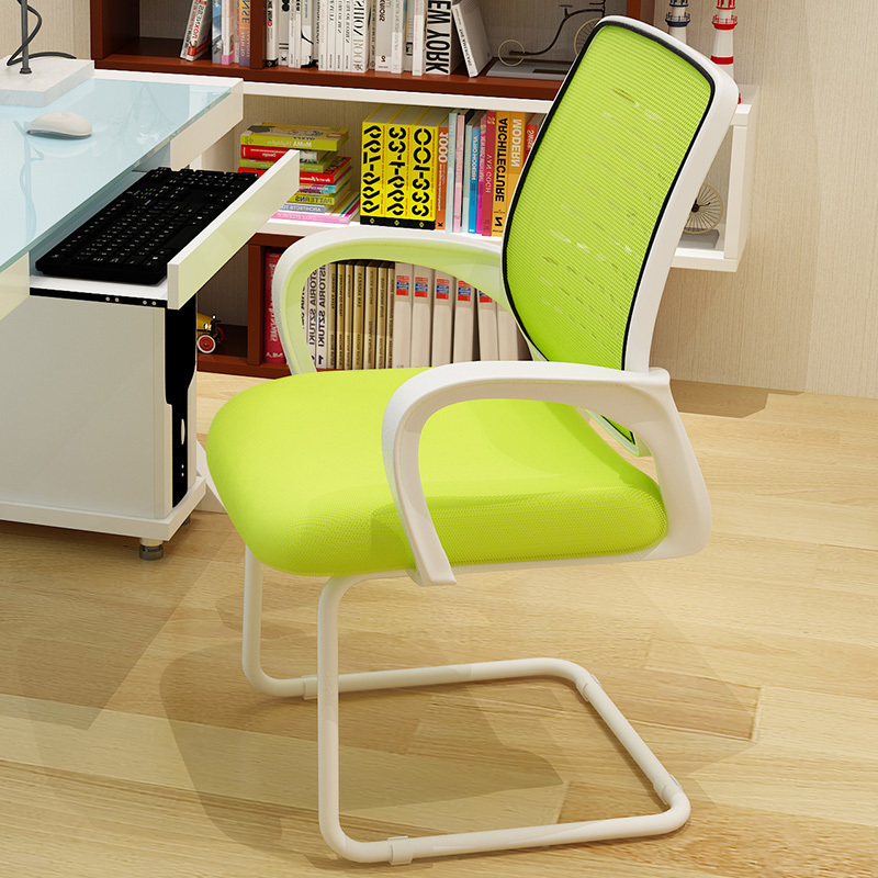 WL# 3925 The United States Lian Feng computer lift seat household students clerk office chair bow net yst for the school comter office stool swivel lift cr seat students bow household special offer free shipping