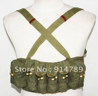 SURPLUS CHINESE ARMY TYPE 79 CHEST RIG AMMO POUCH 31138