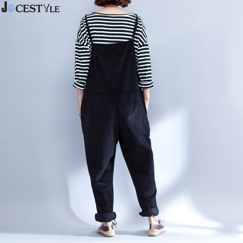 a29271377a Maternity Clothing Bib Pants Loose Casual Pockets Sling Pants Overalls  Pregnancy Clothes Large Size Suspender Trousers-in Pants   Capris from  Mother   Kids ...