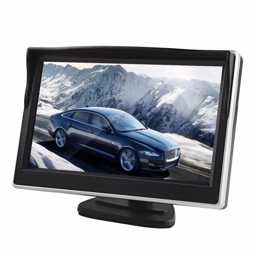 5 '' TFT HD թվային LCD էկրան 480 x 272 Գույնի - Ավտոմեքենաների էլեկտրոնիկա - Լուսանկար 3