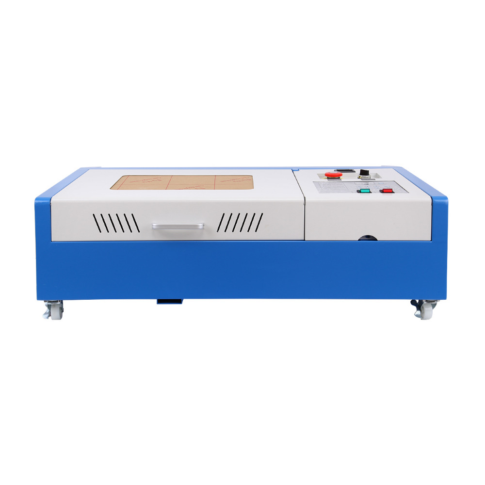 40 w CO2 Laser Gravure Machine De Découpe 300x500mm Graveur Cutter USB Port