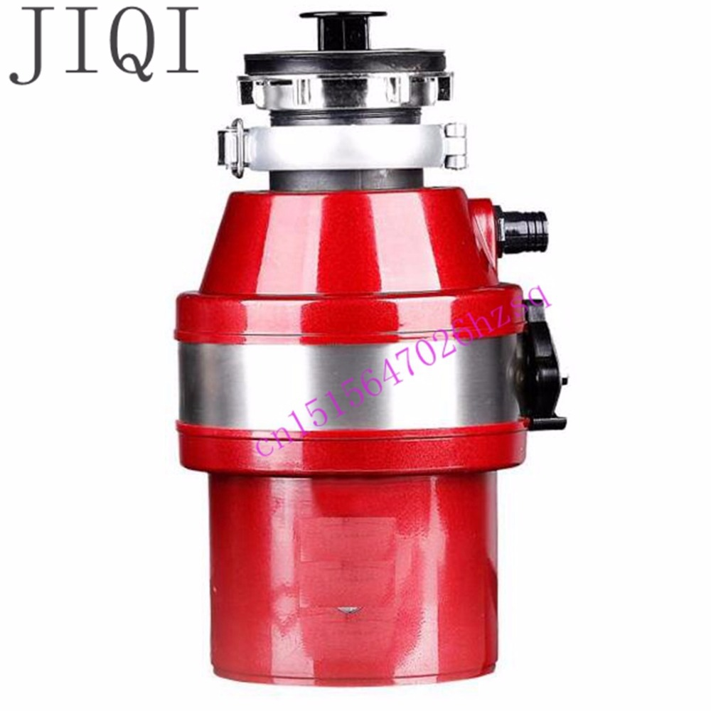 JIQI bargain price kitchen food waste processor food waste disposal crusher Stainless steel material grinder kitchen appliances web based user interface for tour planning of waste disposal trucks