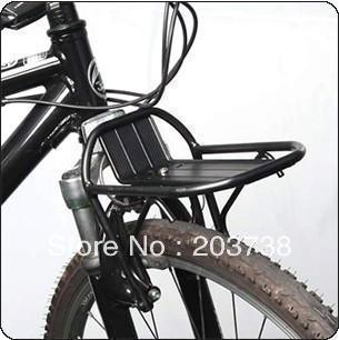Aluminium Alloy front Rack Pannier Fender Carrier,for Road Mountain Bicycle Cycling Bike front carrier bicycle equipment