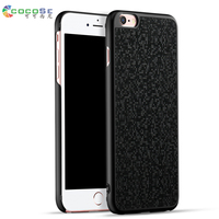 For IPhone 6 6s Case Luxury COCOSE Coque High Quality Matte Masaic Hard PC Phone Back
