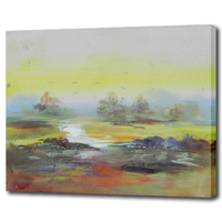 Hand made oil painting modern wall art canvas for bedroom decoration Chinese oil painting for friends