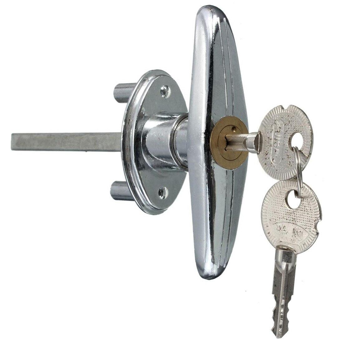 garage door handleAliexpresscom  Buy Garage door lock T handle with key screw