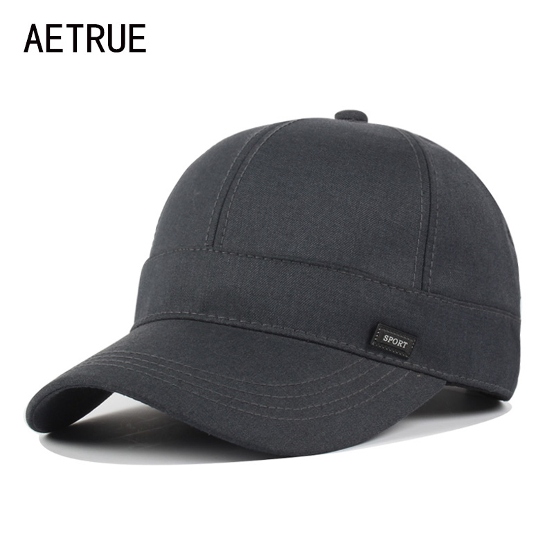 AETRUE Baseball Cap Women Snapback Dad Caps Men Hats For Men Brand Casquette Bone Fashion Plain Flat New Cotton Sun Hat Dad Caps