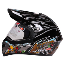 LS2 MX433 motorcycle motocross helmet 3 way helmetsClassic moto Cross Off road motorcycle Helmet ATV motocross