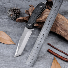 High Quality D2 Camping Hunting Knife Cold Steel Survival Tactical New Arrivel Utility Tools Facas Taticas Navajas Cuchillos