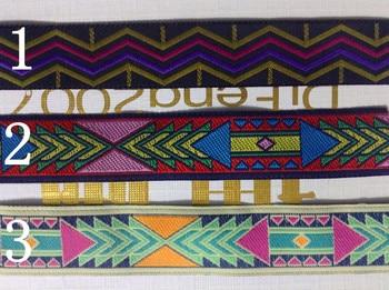 19mm jacquard grosgrain ribbon, free shipping,XERY150415G