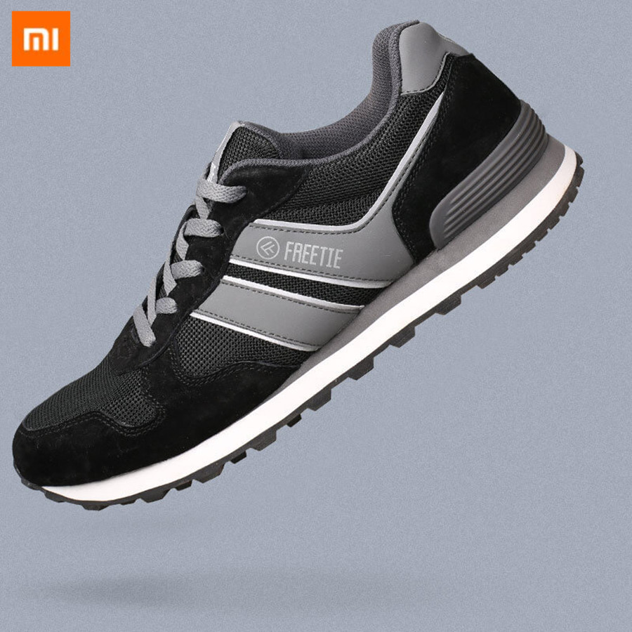 Original Xiaomi Mijia FREETIE 80 Retro Sport Running Shoes Breathable Refresh Mesh Comfortable And Stable For