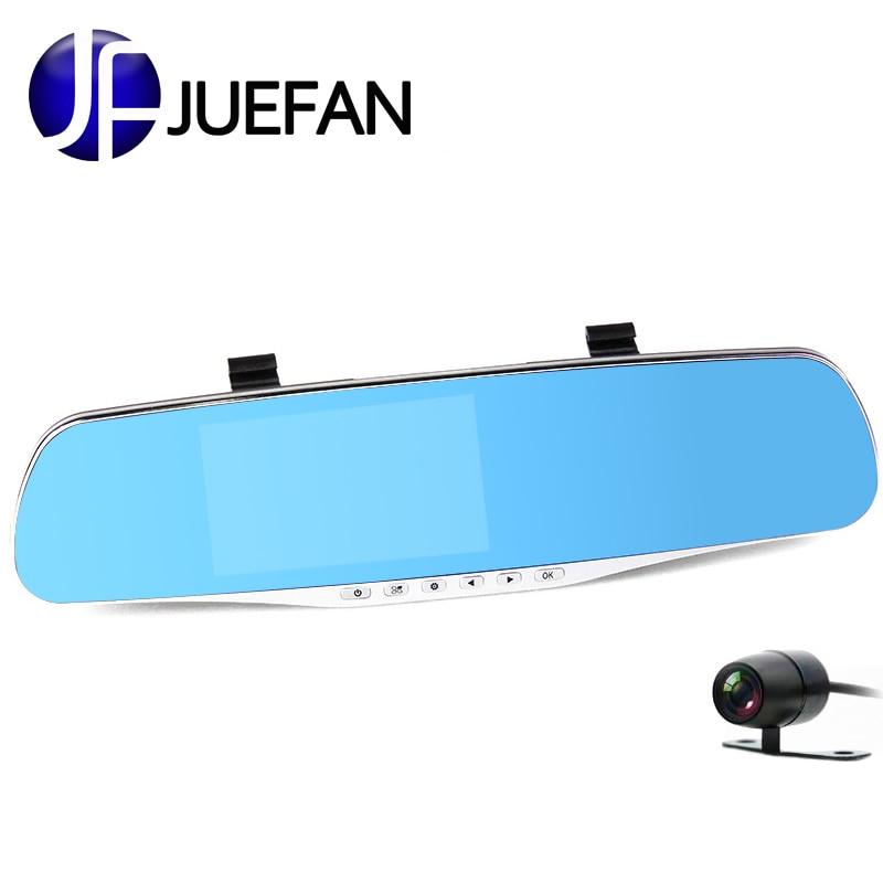 best USB obd2/elm327+Car DVR Full HD 1080 p car camerar Night Vision dashcam with rear view camera Auto Registrar free delivery потребительская электроника other sy5000 dvr wifi wdv5000 1080 p full hd