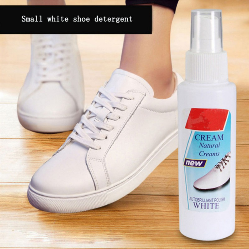 White Shoe Cleaner  Polish Cleaning Tool  Household Daily Disinfectant  Laundry Cleaning  Sponge Supplies  Magical  Look