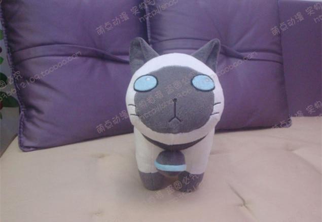 Հեքիաթներ Xillia Elle Mel Marta Cosplay Cute Cat Toy Stuffed - Կարնավալային հագուստները - Լուսանկար 2
