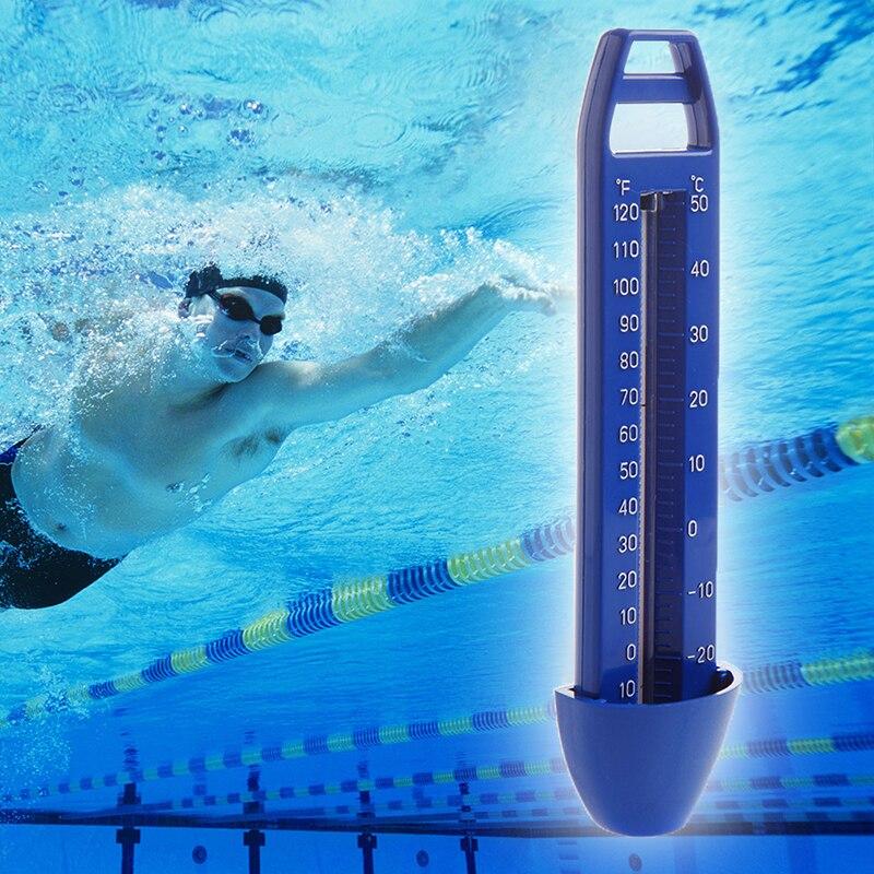 Wasser-thermometer Gehorsam 20 ~ 120 Fahr &-30 ~ 50 Grad Schwimmen Pool Spa Bad Thermometer Super Heißer Verkauf Kleinkinder Kleinkind Dusche Whirlpool Wasser Temperatur Tropf-Trocken
