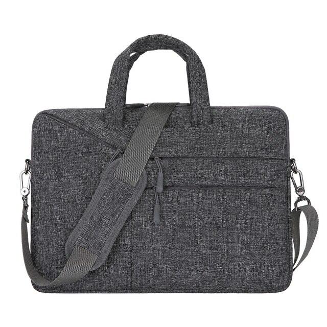 Womens Bags for laptop 13.3 14 15 15.6 inch Messenger Shoulder Laptop bag Sleeve Leisure Fashion Notebook bag for men 2018