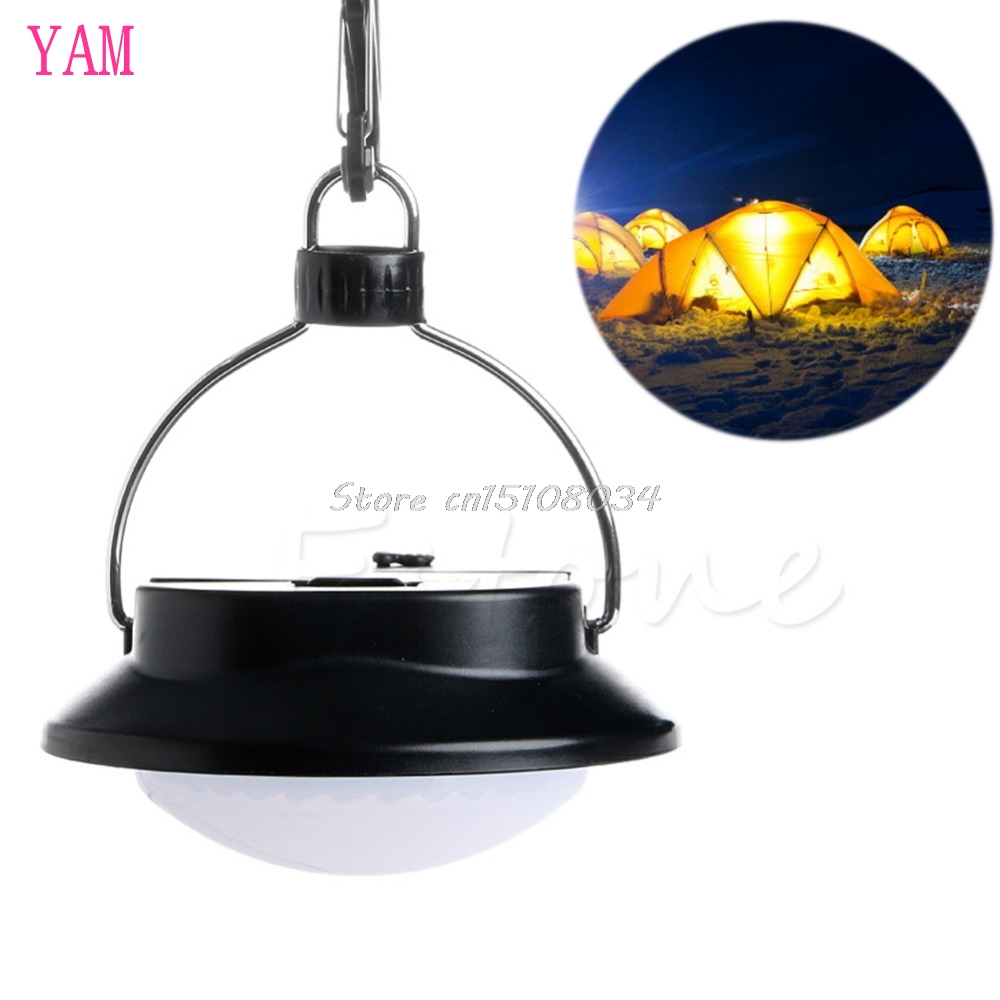 Camping Outdoor Light 60 LED Portable Tent Umbrella Night Lamp Hiking Lantern S08 Drop ship 2 in 1 camping ceiling fan light hanging tent lamp lantern outdoor 18 led lamp s08 drop ship