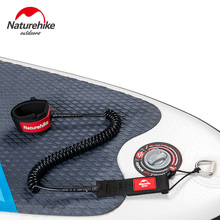 Naturehike Surf поводок Sup Surfboard Поводок Sup Поводок Веревка стоячий весло доска поводок катушки аксессуары