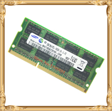 Laptop memory For Samsung DDR3 4GB 2GB 1GB 1066 1333 1600 MHz PC3-10600 8500 12800 notebook RAM 10600S 2G 4G Lifetime warranty