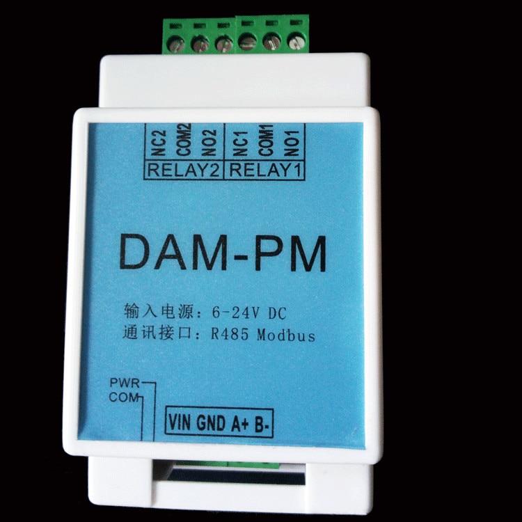 Laser Dust Sensor Module, PM2.5 Acquisition Module, Air Quality Detector, MODBUS, RS485