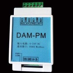 Módulo con sensor de polvo láser, módulo de adquisición PM2.5, detector de calidad del aire, MODBUS, RS485