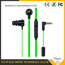 New professional gaming headset for Hammerhead V2 Pro In-Ear Earphones & Gaming Headset and bass noise isolation stereo headset