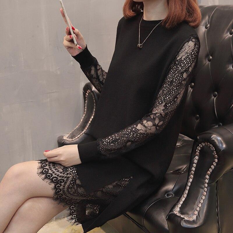 2019 neue pullover volle hülse solide strick frauen casual off schulter jumper design pullover