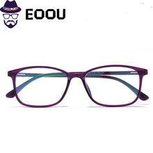 TR90 Computer Goggles Anti Fatigue Radiation-resistant anti blue light glasses Glasses Frame Eyeglasses oculos стоимость