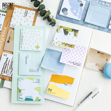 60 Sheets Ins Style Sticky Notes Bookmarks Page Flags Index