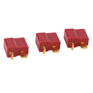 Image 5 - 10PCS/5Pairs T Plug Deans Connectors For RC LiPo Battery Helicopter Male & Female Connector Assortment Kit for imax b6 charger
