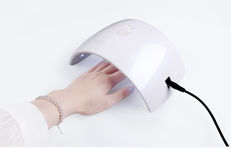 Nail phototherapy Auto Sensor  24W Professional UV LED Lamp Nail Art Dryer Polish Machine for Curing Phototherapy Nail Gel Tools 2017 new arrival 48w uv lamp gel nail dryer nail polish art tools 30 leds uv led phototherapy manicure machine
