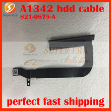 821-0875-A HDD cable for macbook 13.3» A1342 hdd cable hard disk dirver cable Late 2009 Mid 2010 MC207 MC516