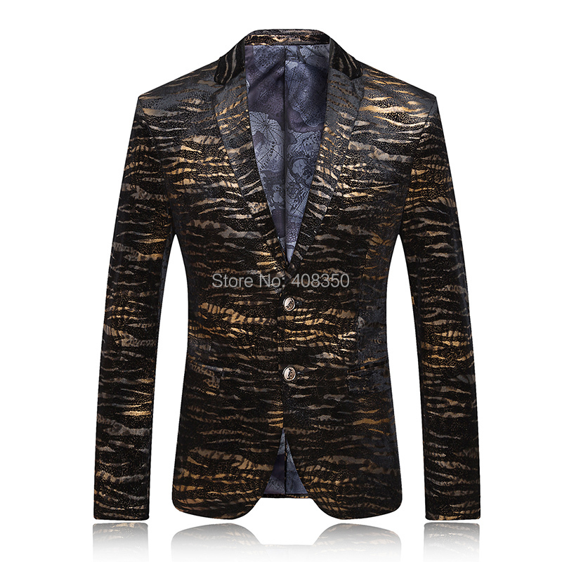 Original Design Mens Bronzing Golden Tuxedo Suit Brand Blazer Masculino for Party Wedding 2015 Quality Fashion Veste Co stume Homme (1).jpg
