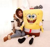 Fillings Toy Lovely Sponge Bob Soft Plush Toy Cute Spongebob Toy Soft Throw Pillow Birthday Gift
