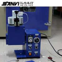 자동차 헤드 라이트 수리 도구 헤드 라이트 용융 접착제 씰링 기계 헤드 라이트 접착제 제련 기계
