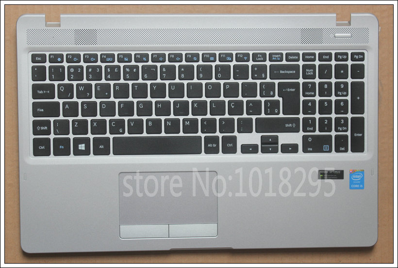 Brazil BR keyboard for Samsung 500R5K 500R5H NT500R5K NP500R5K-Y01CN Laptop Keyboard with c cover brazil football fans caxirola cheer horn for 2014 brazil fifa world cup