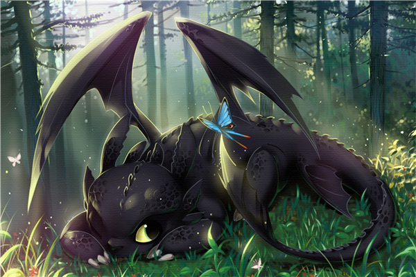 Custom canvas art nightfury wallpaper toothless sticker dragon custom canvas art nightfury wallpaper toothless sticker dragon poster how to train your dragon wall stickers ccuart Image collections