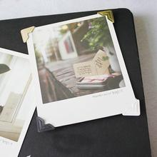 120 pcs/lot (5 sheets) DIY Vintage Corner kraft Paper Stickers for Photo Albums Frame Decoration Scrapbooking Free shipping 604