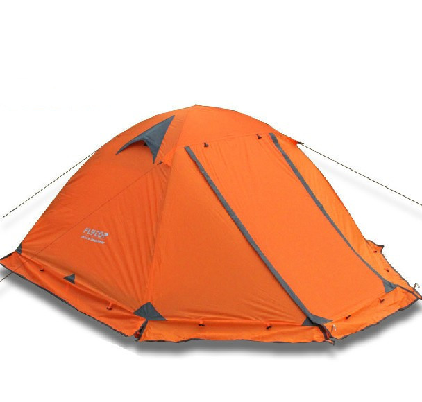 High Quality New Tents 2 person 2015 Outdoor font b Camping b font Equipment Waterproof Double