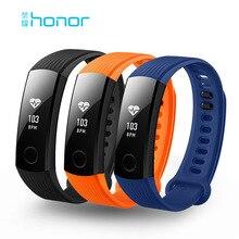 Оригинальный Huawei Honor 3 Смарт-браслет, 0.91 inch pmoled большой Экран, 50 м Водонепроницаемый, монитор сердечного ритма, сообщениях толчка
