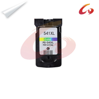 1pcs Compatible CLI 541XL Tri Color High Capacity Photo Quality Ink Cartridge For Canon PIXMA MG3150
