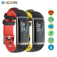ZUCOOR Smart Bracelet Pedometer Pulse Monitor ZB59 Bracelets Heart Rate Bangle Pulseras Cardiaco Pulsera Inteligente For Women