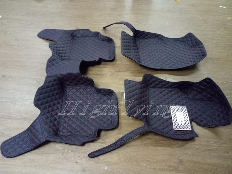 Interior Accessories Floor Mats Carpets Mat Pads Protector 3pcs For Mazda CX-5 CX5 2013 2014 2015 2016
