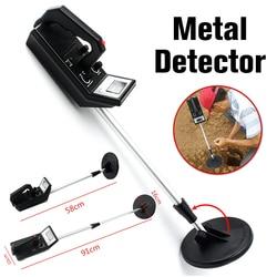 Portátil undeground gold digger caçador de tesouros rastreador profissional detector de metais seeker equipamentos detector de circuito de metais
