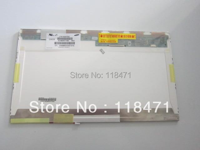 """Экран ноутбука LTN160AT02-H02 LCD панели display16.0 """"WXGA HD 1366*768 1 CCFL"""